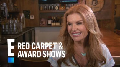 Roma-Downey-Misses-Touched-by-an-Angel-Costar-Della-Reese-E-Red-Carpet-Award-Shows-attachment