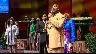 Byron-Cage-Karen-Clark-Sheard-and-Pastor-Marvin-L.-Winans-singing-Lord-You-Are-My-Everything-attachment