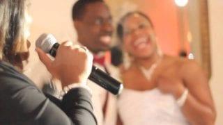 Kim-Burrell-surprises-the-Wedding-reception-Sweeter-attachment