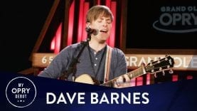 Dave-Barnes-My-Opry-Debut-Opry-attachment
