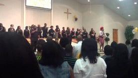 "Alexis Spight ""No One Else"" in Thomasville Georgia  9/29/2012"