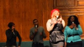 Alexis Spight sings Amazing GOD! WOW!!