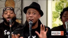Anthony Brown & group therapy combine hip hop and gospel in new album