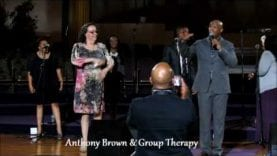 Anthony Brown & Group Therapy – Fresh Winds Kickoff Concert  4-6-2016