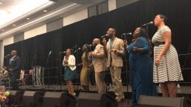 Anthony Brown & Group Therapy – I Am (Miracle) LIVE