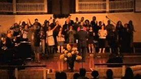 """Arkansas Gospel Mass Choir   AGMC """"I Lift My Hands"""""""