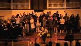 Arkansas Gospel Mass Choir – AGMC(I Lift My Hands).avi