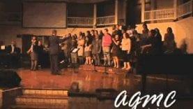 Arkansas Gospel Mass Choir – AGMC(YourGrace).avi