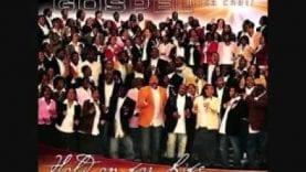 Arkansas Gospel Mass Choir – I Will Sing