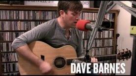 Dave Barnes – Mine To Love – Live at Lightning 100