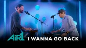 "David Dunn ""I Wanna Go Back"" LIVE at Air1 Radio"