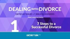 Divorce Help for Christians – 7 Steps to a Successful Divorce