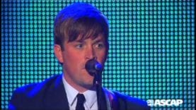 """""""God Gave Me You"""" performed by Dave Barnes and Ed Cash at ASCAP Country Awards"""