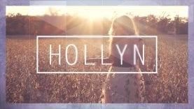 Hollyn – Alone (Feat. TRU) [Official Lyric Video]