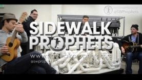 """Sidewalk Prophets Cover Johnny Cash's """"Ring Of Fire"""""""