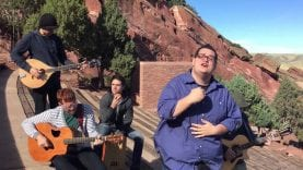 Sidewalk Prophets- Save My Life (Acoustic @ Red Rocks)