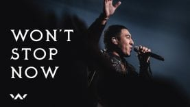 Won't Stop Now   Live   Elevation Worship