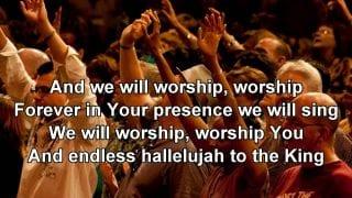 Endless-Hallelujah-Matt-Redman-Worship-with-Lyrics-attachment