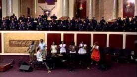 AWESOME GOD – LIVE at Bishop Dale Bronners in Atlanta | BRYAN POPIN