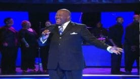 """✝ Bishop Marvin Winans sings  I'm Over it Now ✝ """"You Just Don't Wanna Know"""""""
