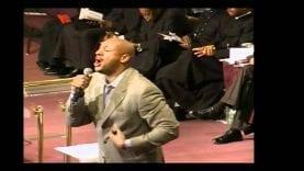 Brian Courtney Wilson: Awesome God