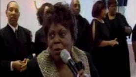 Evangelist Dorothy Norwood Live/Praise In The Temple!