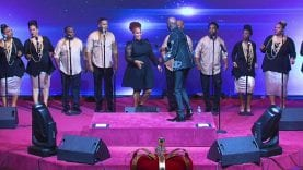 """""""Hand of the Lord""""-Ricky Dillard (LIVE VIDEO)"""