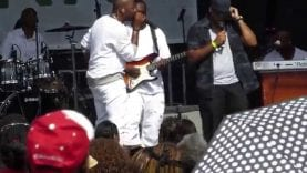 Isaac Carree and James Fortune – But God live