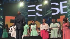 JHMS: Anthony Brown and Group Therapy's Tribute to Donnie McCurklin at The Essence Music Festival