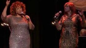 Karen Clark Sheard & Kierra Sheard Performance at Divas Simply Singing