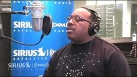 """MARVIN SAPP – """"The Best In Me"""" [ SIRIUS LIVE Exclusive ]"""