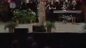 """Micah Stampley Ministers Benny Hinn Crusade """"How Great is Our God"""" """"Great is Thy Faithfulness"""""""