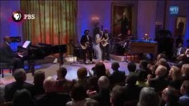 """Michelle Williams performs """"Say Yes"""" at the White House"""