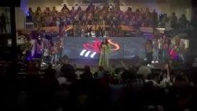 Tasha Cobbs ft Nikki minaj. Live Video