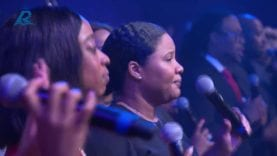 """William Murphy Sings """"Our God Reigns"""" live at Rhema Christian Ministries"""