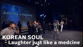 Bebe-winans-Korean-soul-Laughter-just-like-a-medicine-attachment