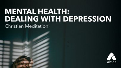 Christian-Meditation-Dealing-with-Depression-Overcoming-It-attachment