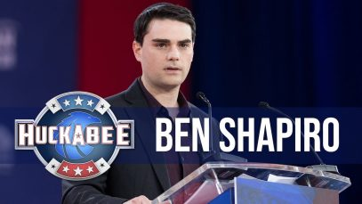 DIGITAL-EXCLUSIVE-Ben-Shapiro-And-The-Right-Side-Of-History-Huckabee-attachment