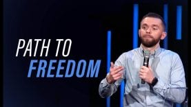 SERMON-Path-to-Freedom-Pastor-Vlad-attachment